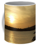Taking Off Into The Sunset Coffee Mug