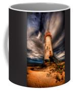 Talacre Lighthouse Coffee Mug by Adrian Evans