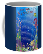 Tale-on-a-poster / The Baby Seahorse Coffee Mug