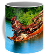 Tales Of Rust Coffee Mug