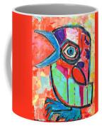 Talkative Baby Bird First This Spring Coffee Mug