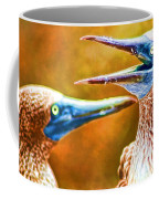 Talking Birds Coffee Mug