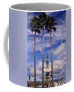 Tall And Taller Coffee Mug