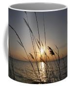 Tall Grass Sunset Coffee Mug
