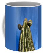 Tall Saguaro Cactus Coffee Mug
