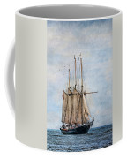 Tall Ship Denis Sullivan Coffee Mug