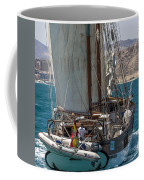 Tall Ship Isla Ebusitania  Coffee Mug