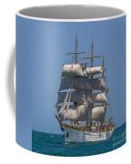 Tall Ship Mircea Coffee Mug