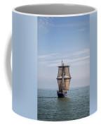 Tall Ship Sailing Coffee Mug by Dale Kincaid