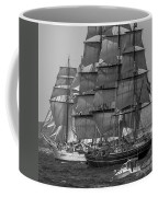 Tall Ship Stad Amsterdam Coffee Mug
