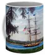 The Tall Ship Niagara Coffee Mug