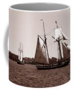 Tall Ships 3 Coffee Mug