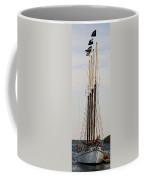 Tall Tall Ship Coffee Mug