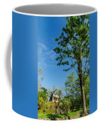 Tall Tree And Temple Coffee Mug