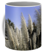 Tall Wispy Pampas Grass Coffee Mug