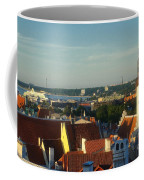 Tallinn Old Town 3 Coffee Mug