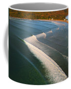 Tamarin Bay Surf Going Off Coffee Mug