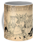 Tammy In Indpendence Hall Coffee Mug by Reynold Jay