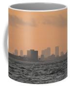 Tampa At Sunrise Coffee Mug