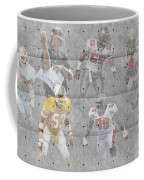 Tampa Bay Buccaneers Legends Coffee Mug