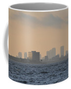 Tampa From The West Shore Coffee Mug