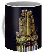 Tampa Marriott Waterside Hotel And Marina Coffee Mug