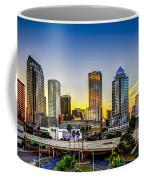 Tampa Skyline Coffee Mug
