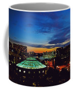 Tampa Sunset Coffee Mug