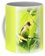 Tanager Coffee Mug