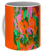 Tangerine And Lime Coffee Mug by Donna Blackhall
