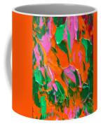 Tangerine And Lime Coffee Mug