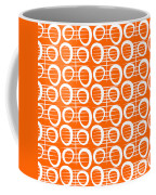 Tangerine Loop Coffee Mug