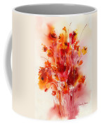 Tangerine Tango Coffee Mug by Hailey E Herrera