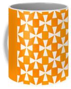 Tangerine Twirl Coffee Mug