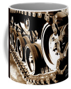 Tank Tracks Coffee Mug