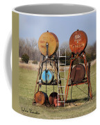 Tanks For The Memories Coffee Mug