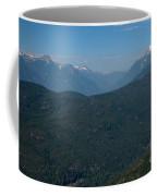 Tantalus Mountain Snow Caps Coffee Mug