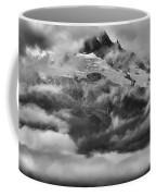 Tantalus Mountain Storms Coffee Mug