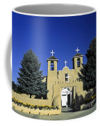 Taos Adobe Church Coffee Mug