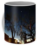 Taos At Night Coffee Mug