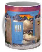 Taos B And B Coffee Mug