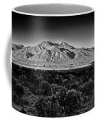Taos In Black And White X Coffee Mug