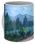 Taos Mountain Coffee Mug