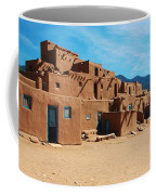 Taos Pueblo 4 Coffee Mug