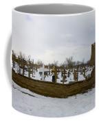 Taos Pueblo Cemetery Coffee Mug