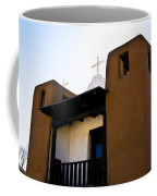 Taos Pueblo Church 2 Coffee Mug