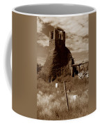 Taos Pueblo Graveyard Coffee Mug