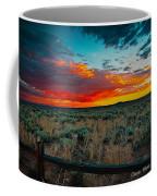Taos Sunset Xi Coffee Mug