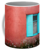 Taos Window Iv Coffee Mug
