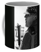 Tap And Stare Coffee Mug